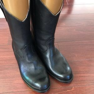 Other - Handmade Leather Boots Size 41 Men's